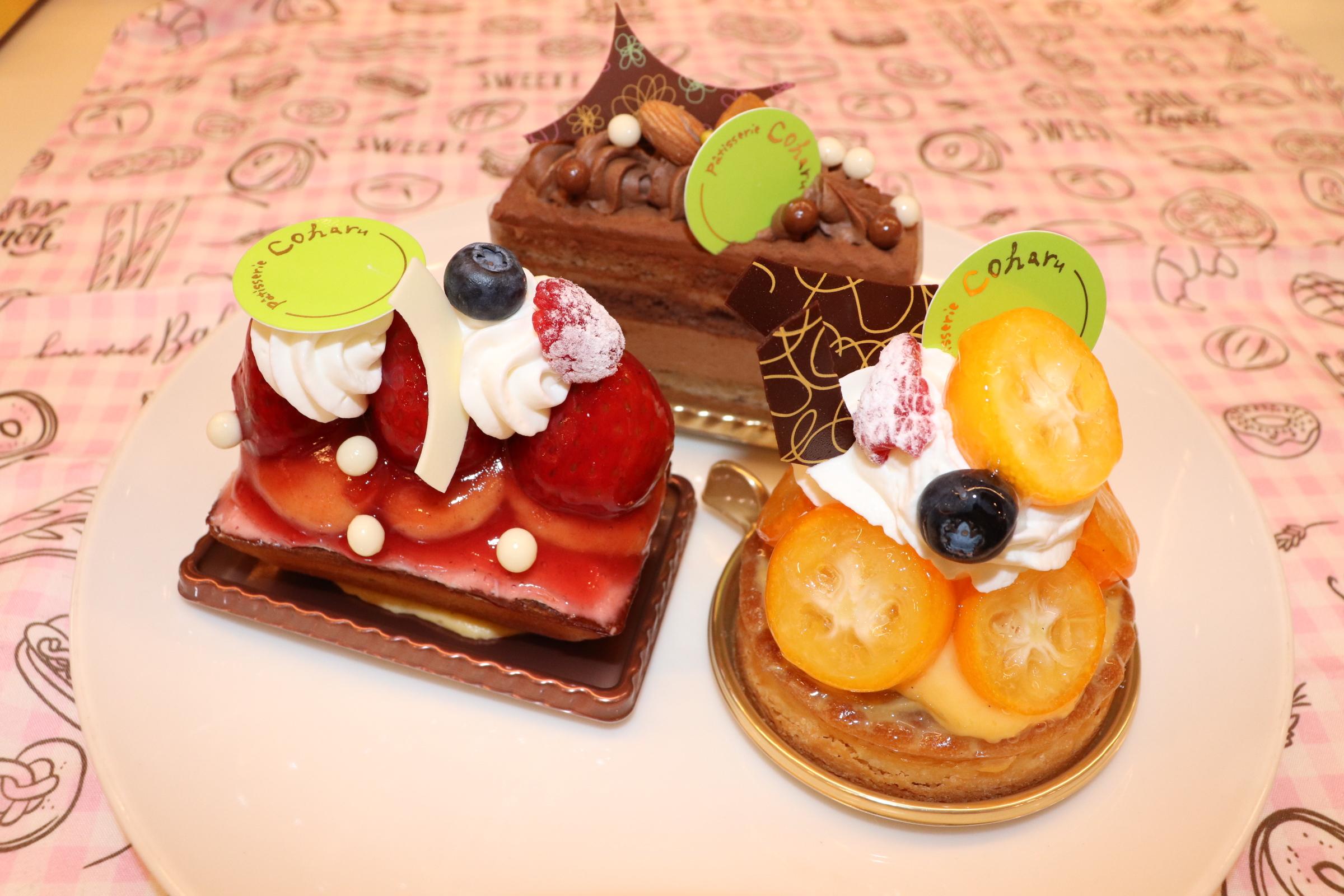 ケーキ☆新商品